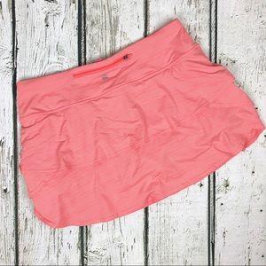 Athleta Skirts - Athleta Dot Stripe Swagger Short Skirt Sz Large
